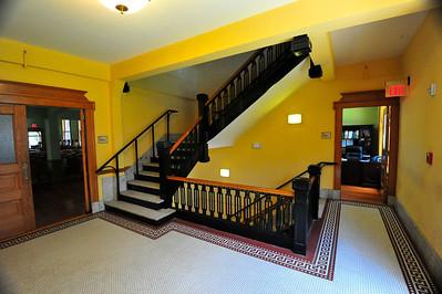 Interior Stairwell