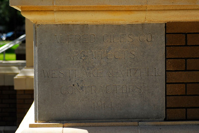 Courthouse Cornerstone