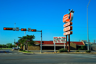 Underwood's Cafeteria in Brownwood, TX