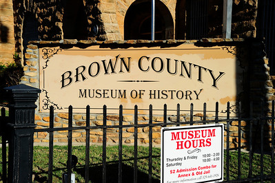 Brown County Museum of History (Historic Jail Building)