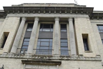 Front Facade Entrance
