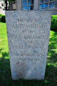 Ladies Auxillary of Highland Lakes Veterans Memorial