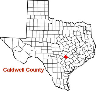 Where is Caldwell County?
