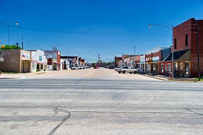 Main Street:  Baird, Texas