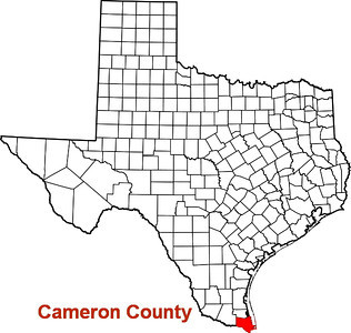 Where is Cameron County?