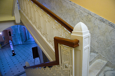 Details of the the Stairwell