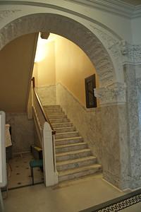 Stairwell 1st Floor