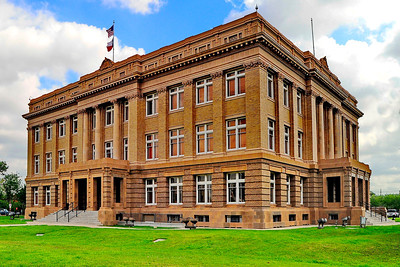 Cameron County Courthouse, Brownsville, TX