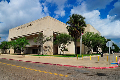 New courthouse for Cameron County, Brownsville, TX