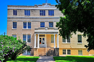 Camp County Courthouse,  Pittsburg, Texas