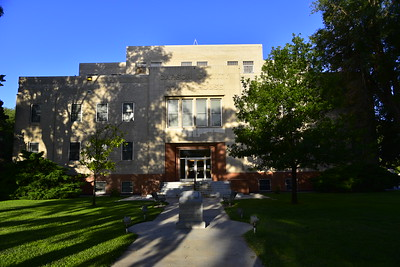 Carson County Courthouse,  Panhandle, Texas