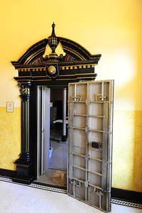 Vault for County Records