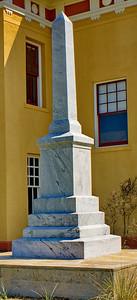 Confederate Soldier Monument