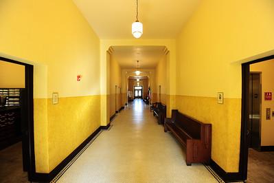 Interior 1st Floor Hallway