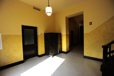 Old Safe on Second Floor