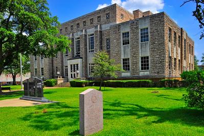 Cherokee County Courthouse, Rusk, Texas