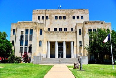 Childress County Courthouse,  Childress, Texas