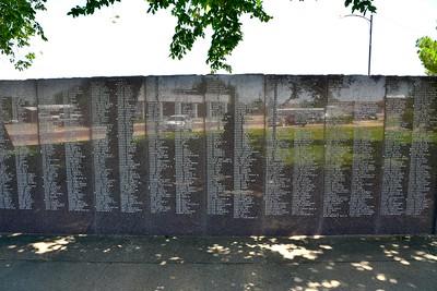 Veterans Memorial Childress County