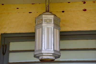 Front Entrance Light Fixture