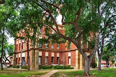Clay County Courthouse:  Henrietta, Texas