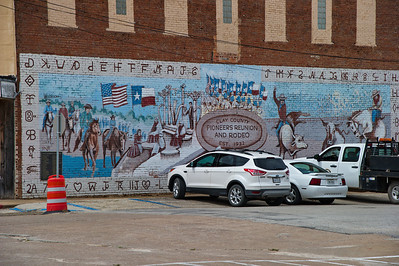 Mural on the Square