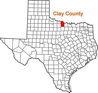 Where is Clay County?