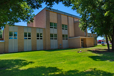 Cochran County Courthouse:  Morton, Texas