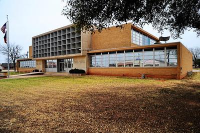 Coke County Courthouse, Robert Lee, Texas
