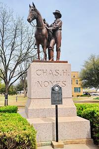 Statue of Charles H. Noyes
