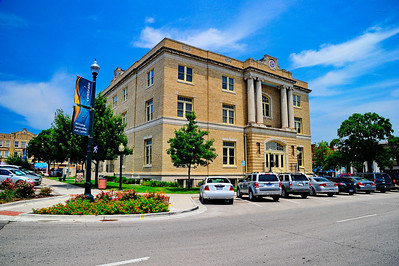 1927 Collin County Courthouse