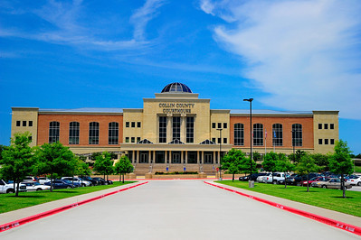 Collin County Courthouse,  McKinney, Texas