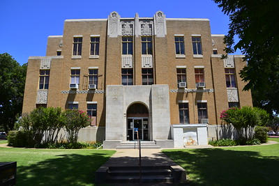 Collingsworth County Courthouse, Wellington, Texas