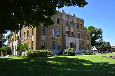 Collingsworth County Courthouse