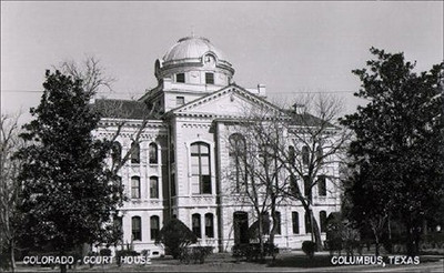 ColoradoCountyCourtHouseColumbusTx