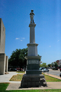 Fannin County Confederate Soldier Monument