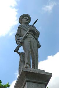 Gregg County Courthouse, Longview, TX Confederate Memorial