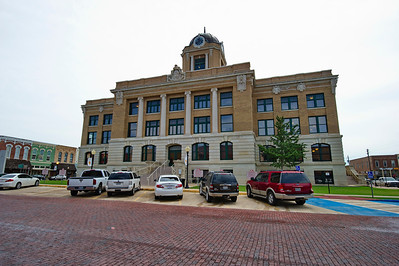 Cooke County Courthouse, Gainesville, Texas