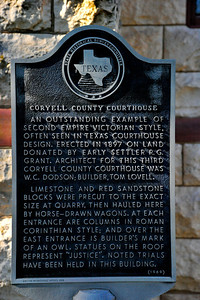 Coryell County Courthouse, Gatesville, Texas