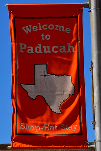 Welcome to Paducah Sign