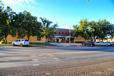 Crane County Courthouse, Crane, Texas