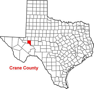 Where is Crane County?