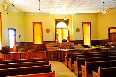 Crockett County Courthouse, Ozona, Texas
