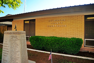 Culberson County Courthouse, Van Horn, Texas