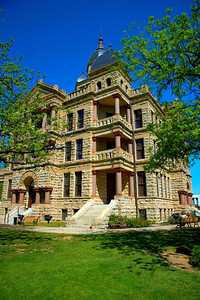 Denton County Courthouse, Denton, Texas