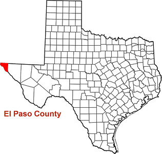 Where is El Paso County?
