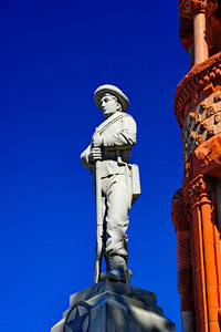 Confederate Soldiers Monument, Ellis County Courthouse