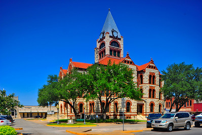 Erath County Courthouse, Stephenville, Texas