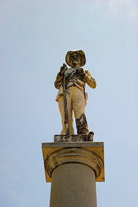 Confederate Soldier Monument, Fannin County