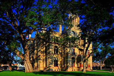 Fayette County Courthouse, LaGrange, Texas