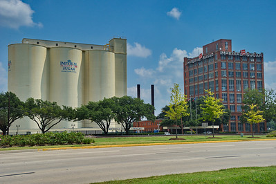 Fort Bend County is home to Sugarland, Texas and Imperial Sugar.